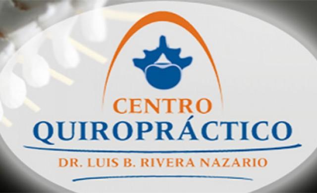 Centro Quiropráctico DR. Luis B. Rivera Nazario