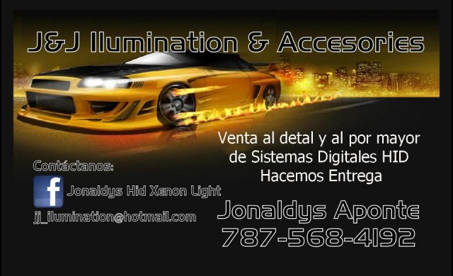 JJ Illumination and Accessories