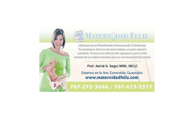 Maternidad Feliz