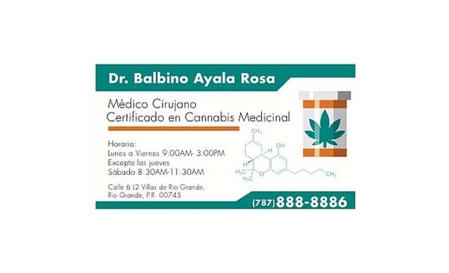 Dr. Balbino Ayala Rosa