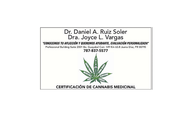 Dr. Daniel A. Ruiz Soler, Dra. Joyce L. Vargas