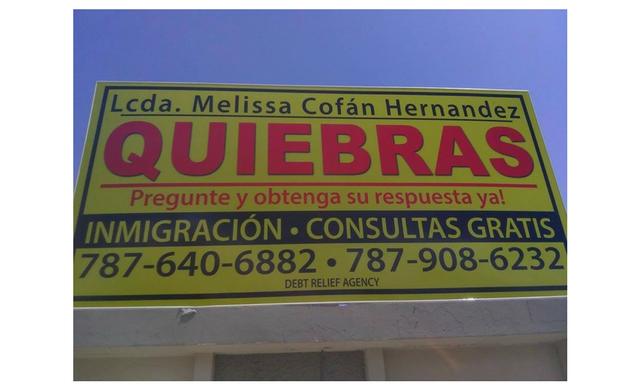 Lcda. Melissa Cofán Hernández