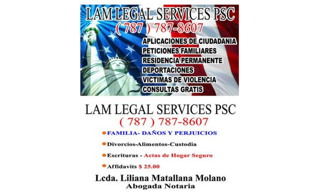 L.A.M. Legal Services P.S.C.
