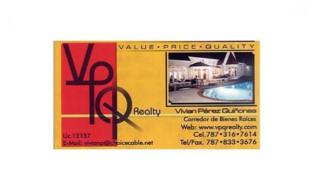 VPQ Realty