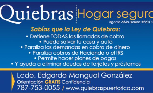 Lcdo Edgardo Mangual Gonzalez