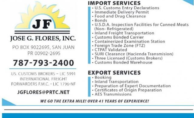 Jose G Flores Inc