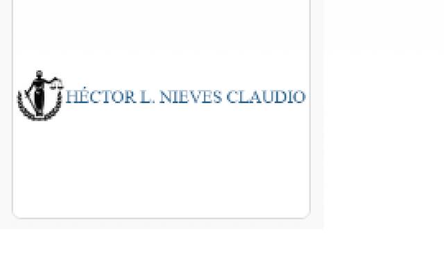 Héctor Nieves Claudio