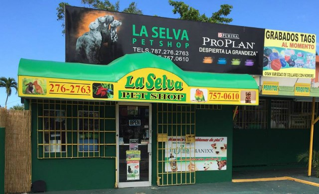 La Selva Pet Shop