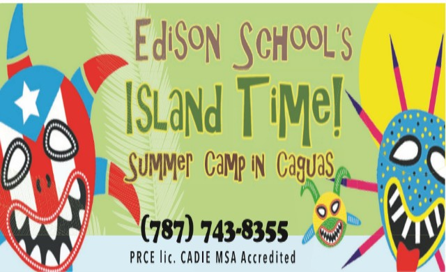 Edison School's Summer Camp