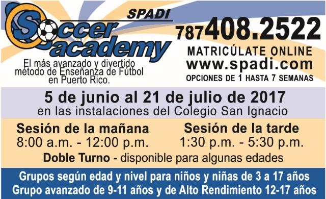 Spadi Soccer Academy