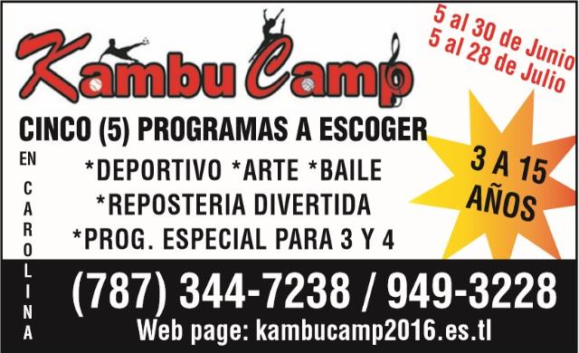 Kambu Camp
