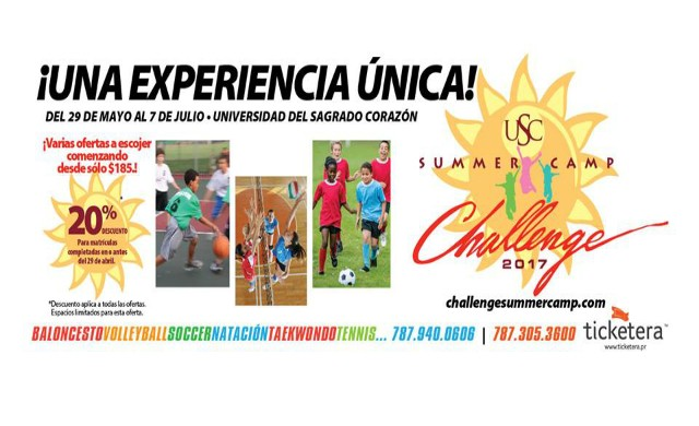Challenge Summer Camp