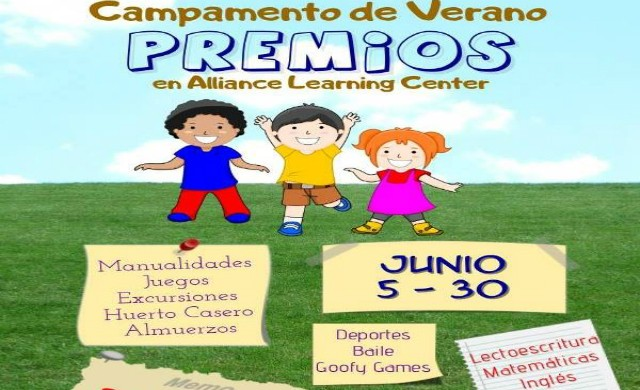 Campamento de Verano: Alliance Learning Center