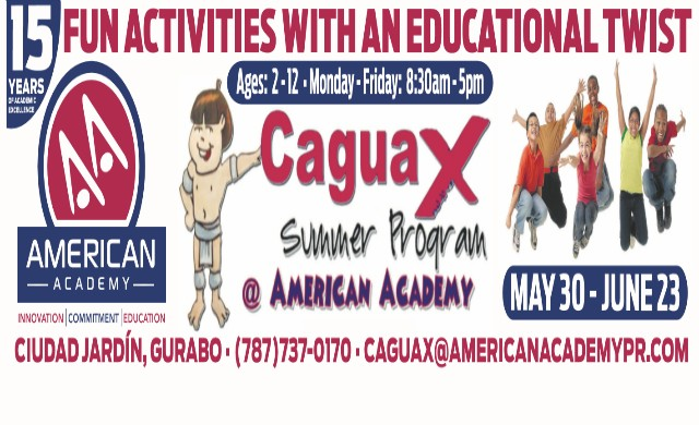 American Academy Caguas X Summer Program