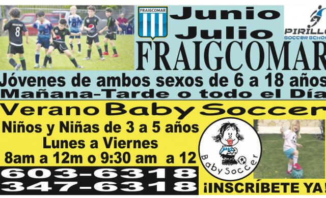 Pirillo Soccer School Fraigcomar