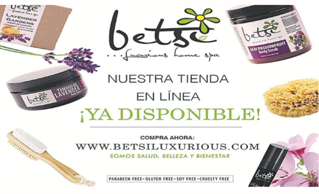Betsi Luxurious Home Spa PR