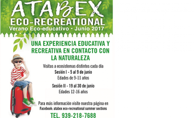 Atabex Eco-Recreational Summer Sections