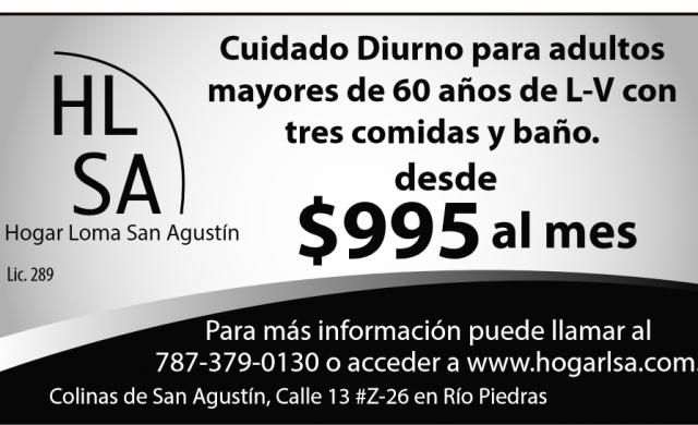 Hogar Loma San Agustín