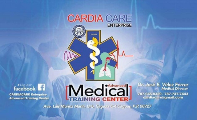 Cardia Care Enterprise Advanced Training Center