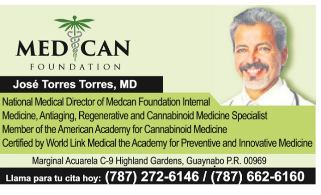 Medcan Foundation Jose Torres Torres, MD