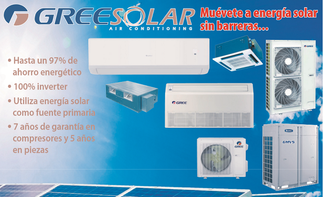 Gree Solar Air Conditioning