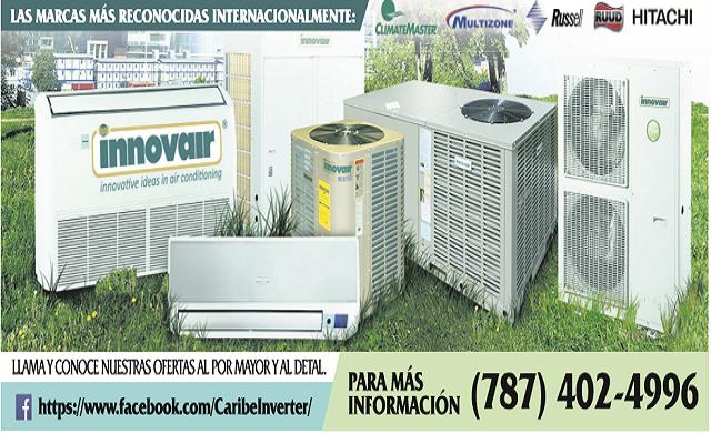 Caribe Inverters - Innovair