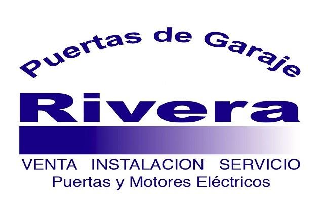 Puertas Garaje Rivera