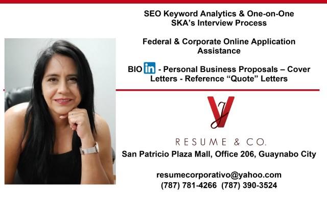 VJ Resume & Co.