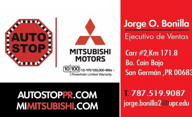 Auto Stop Mitsubishi