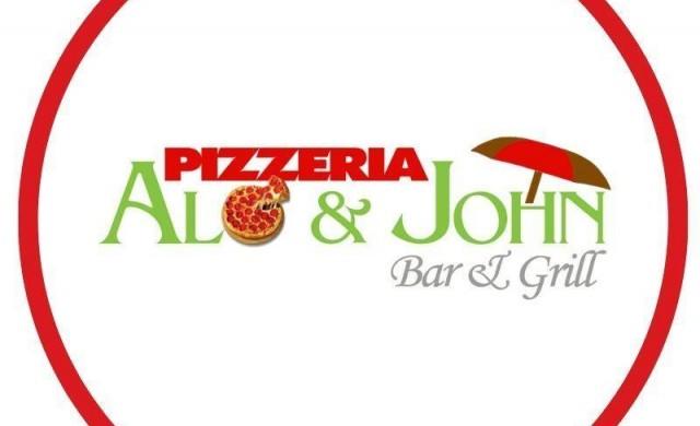 Pizzería Alo & John: Bar & Grill