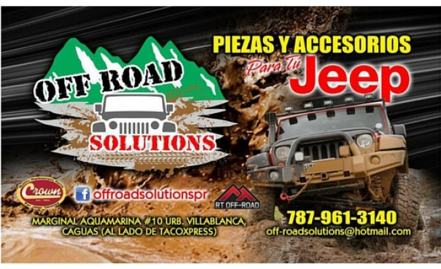 Off Road Solutions
