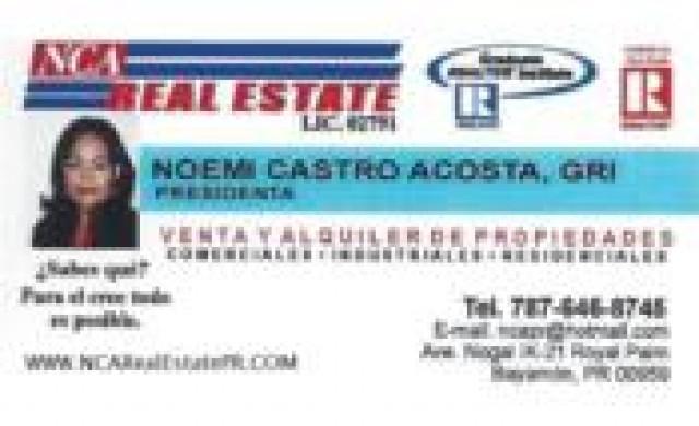 NCA Real Estate