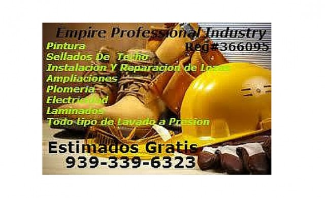 Empire Professional Industry