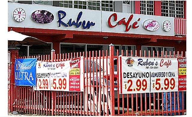 Ruben's Café